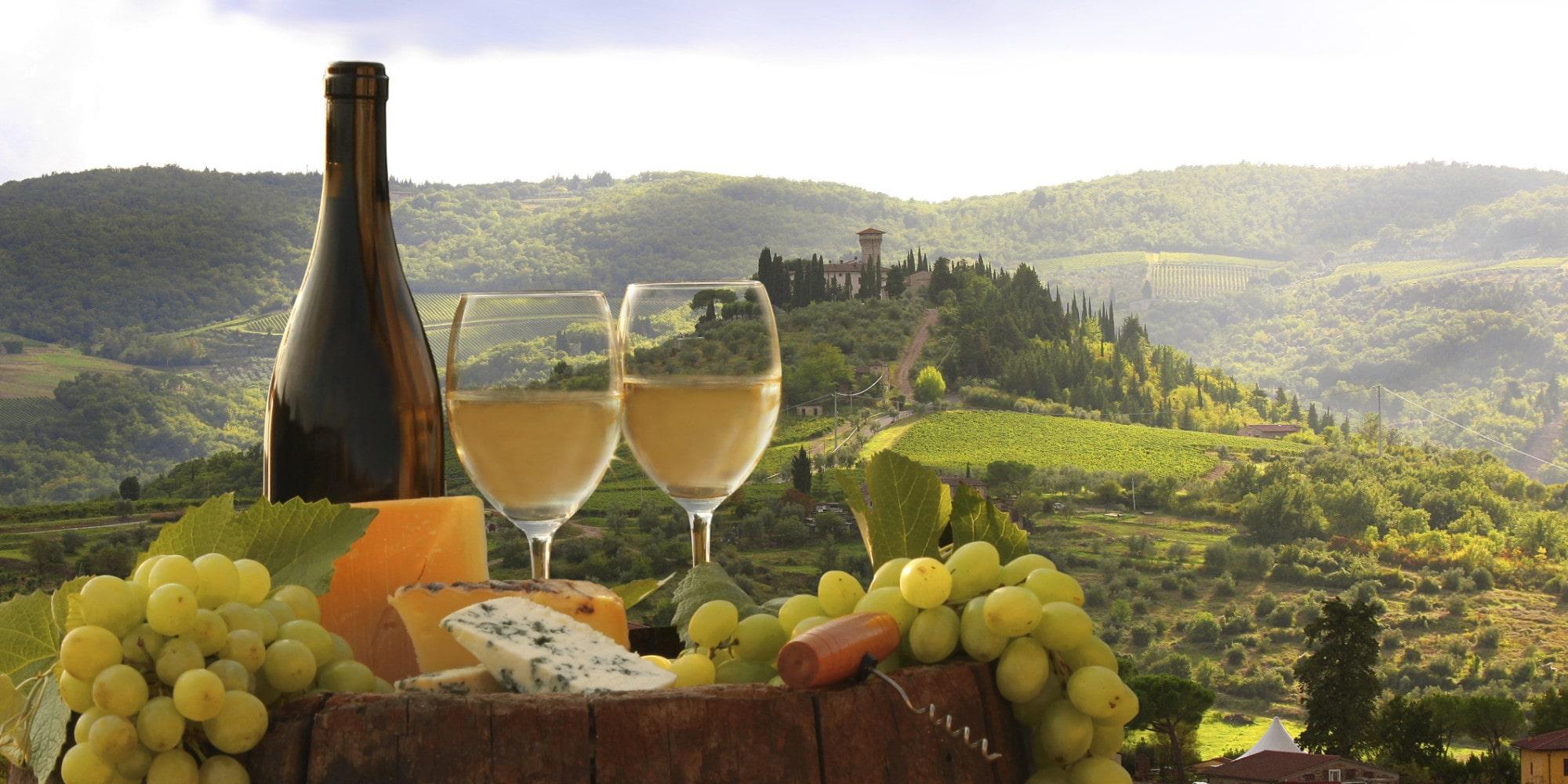 10 вълшебни места в Италия, където истината е във виното