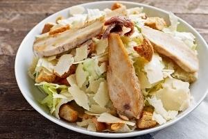 Салати - Цезар с пиле